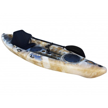 Galaxy Kayaks Blaze Fisher kayak for fishing