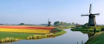 The polders, The Netherlands