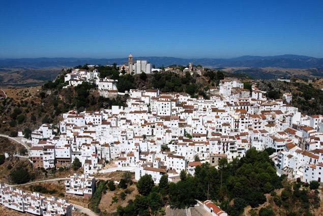 The Stunning White Village of Casares