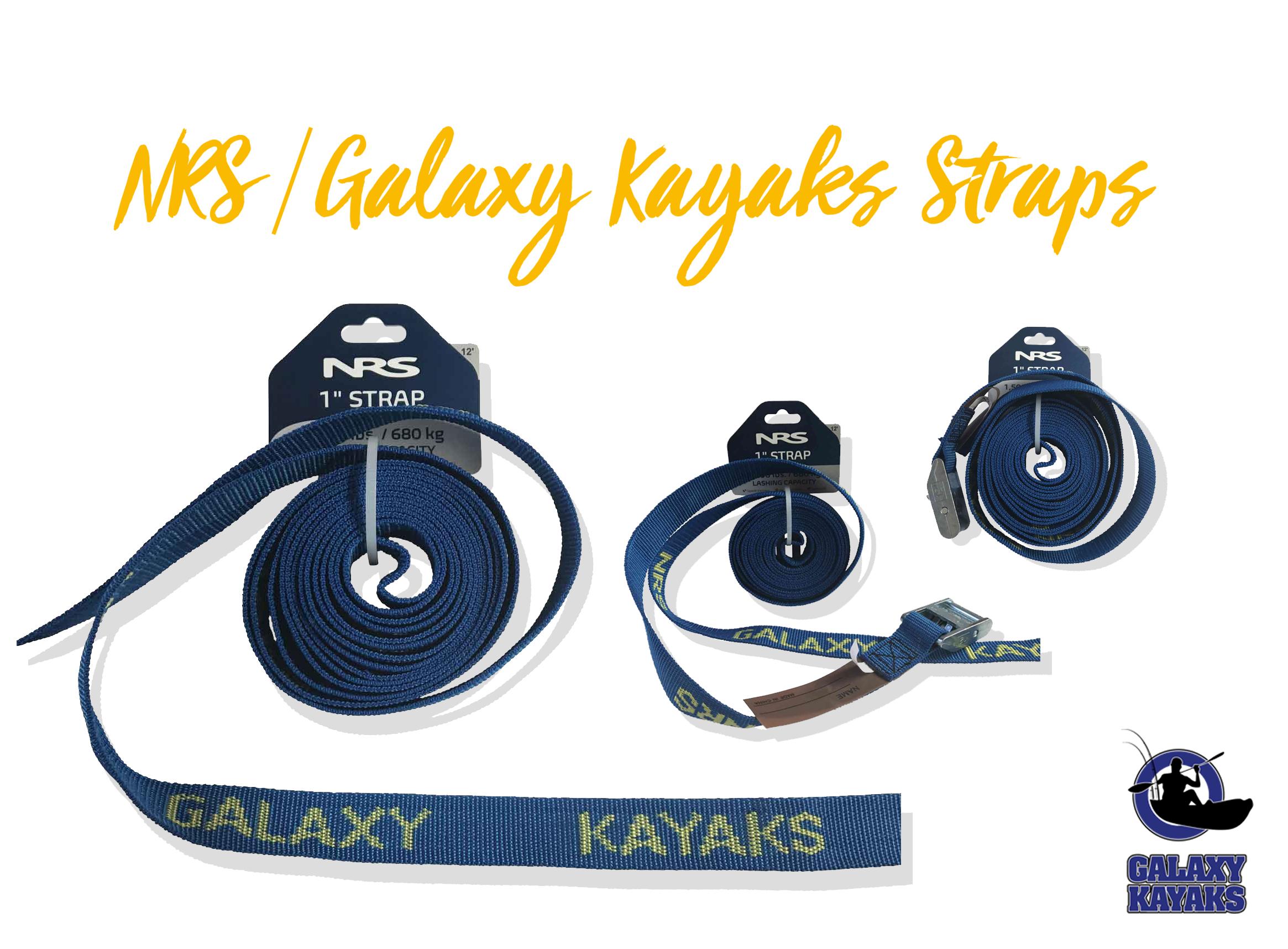 Kayak Straps NRS