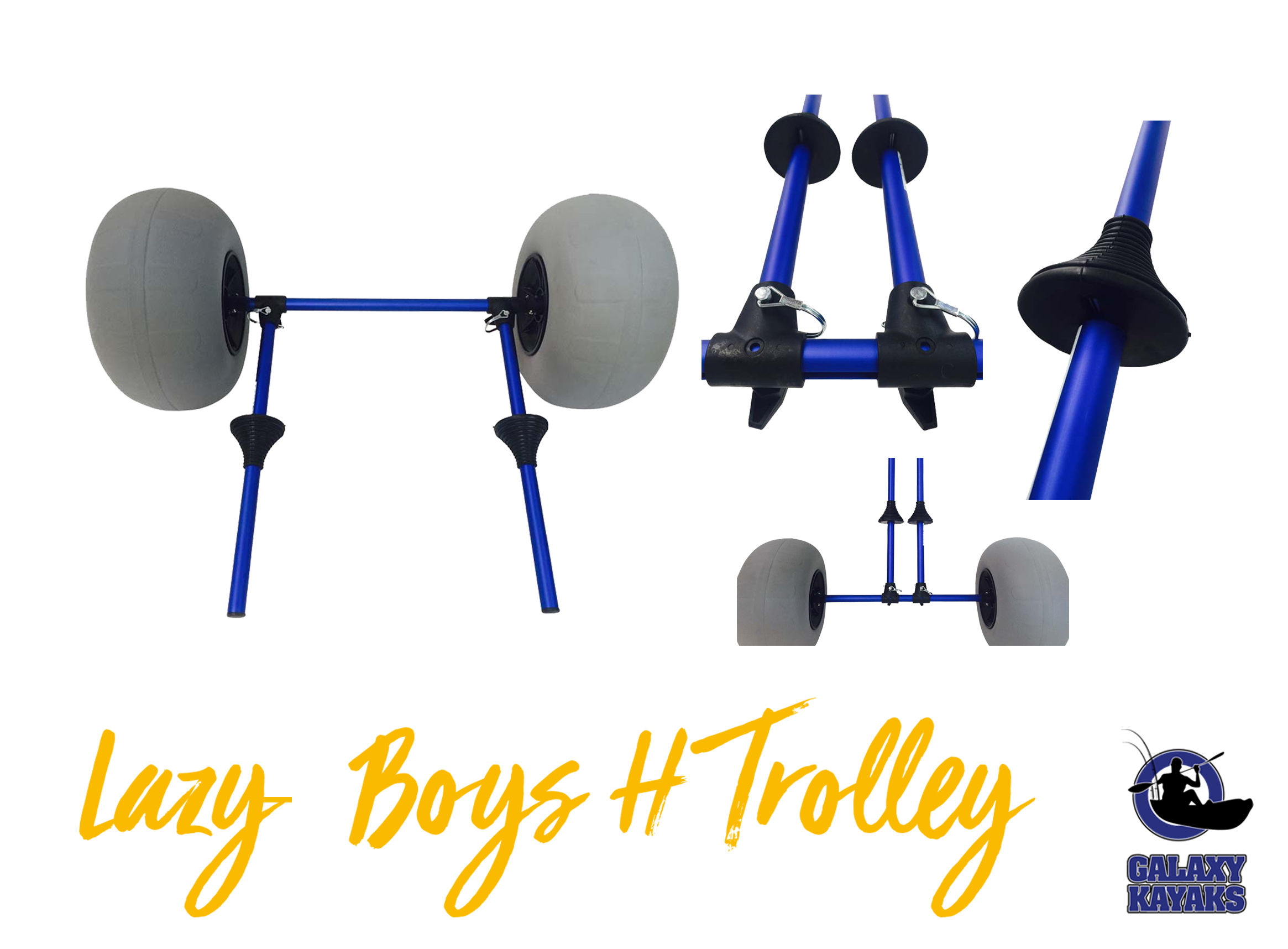Lazy-Boys H Trolley