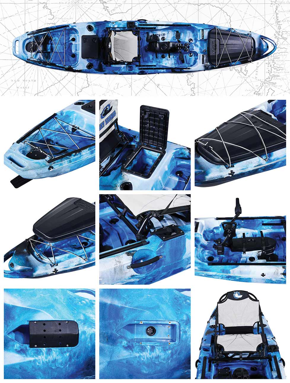 Kayak Overview Image