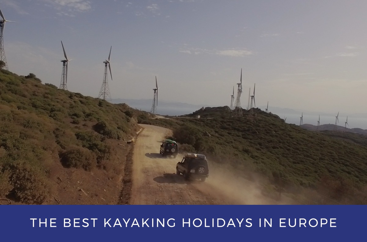 The Best Kayaking Adventure Holidays in Europe
