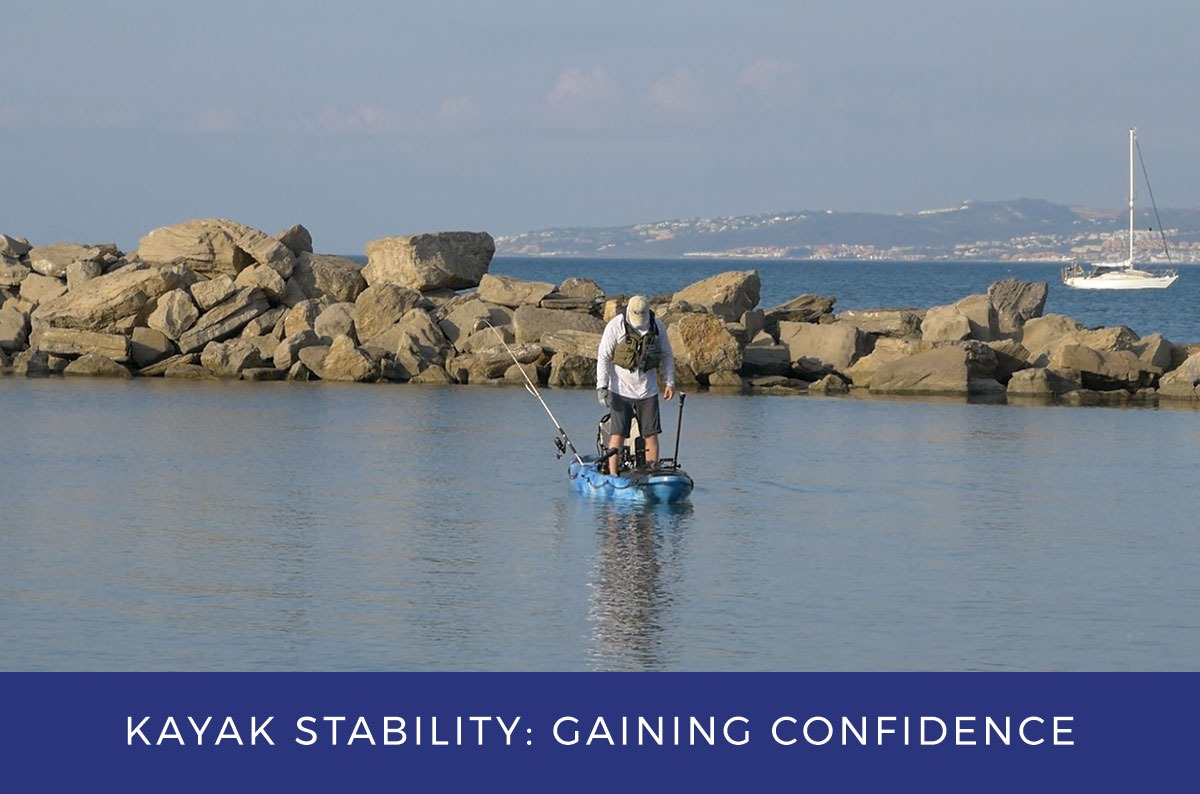 Kayak Stability: Gaining Confidence with Stability
