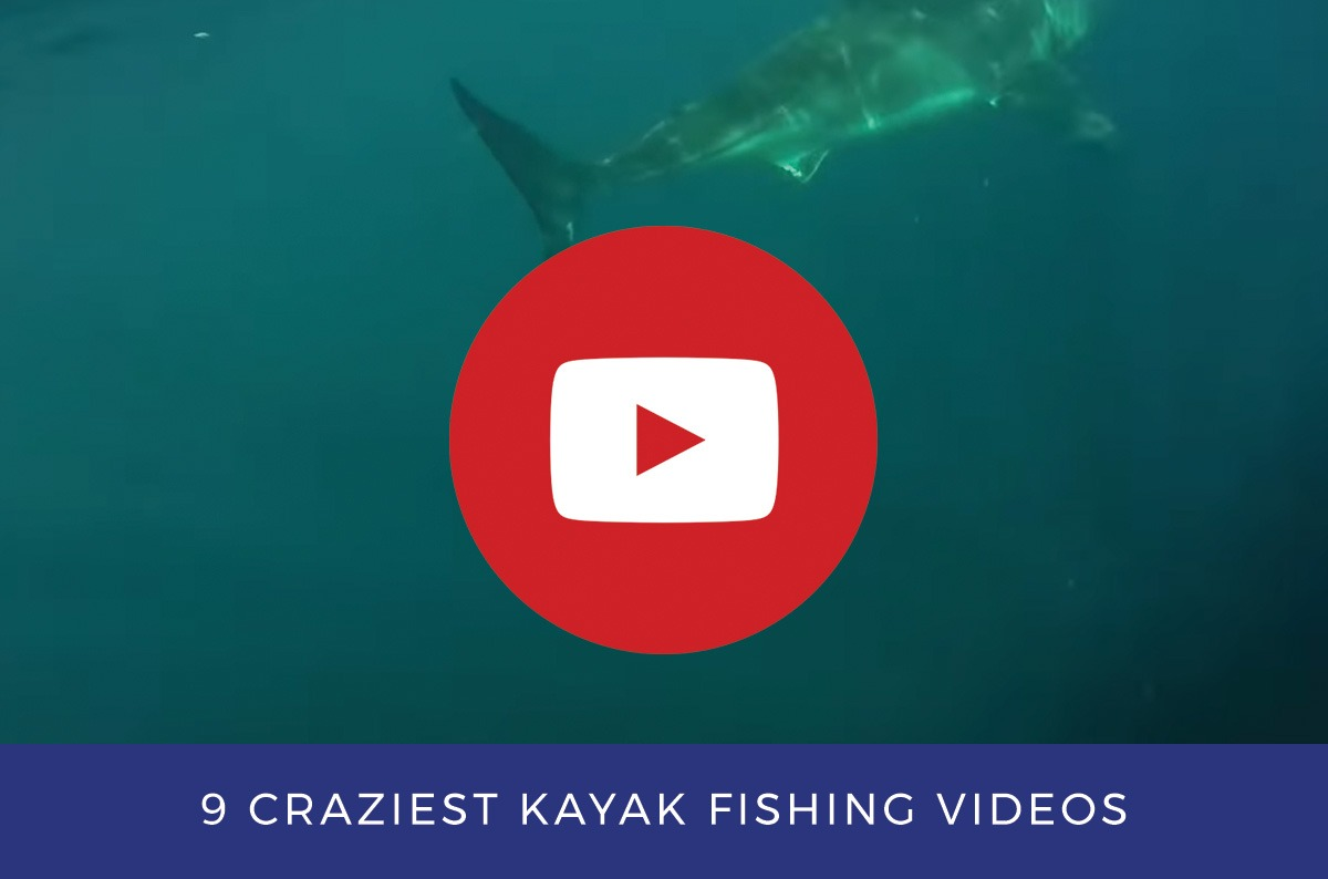 9 Crazy Kayak Fishing Videos
