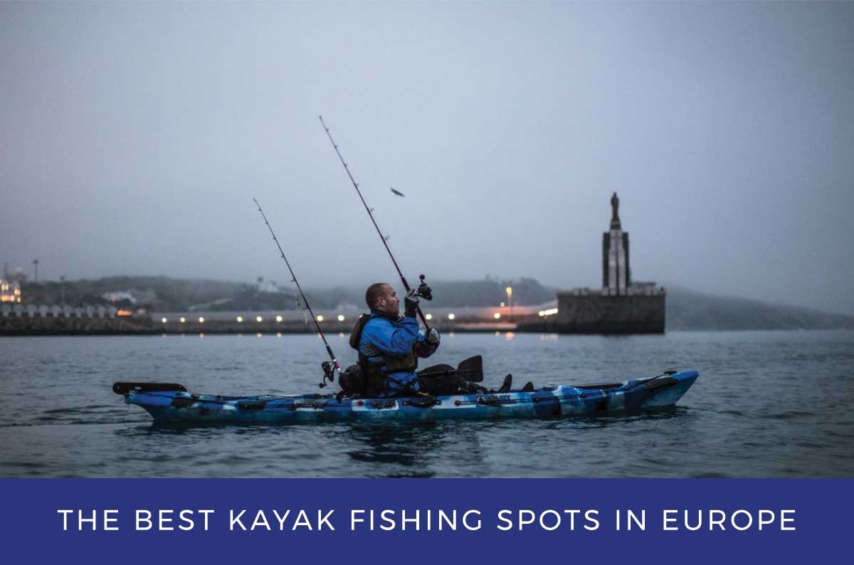 The Best Kayak Fishing Spots in Europe
